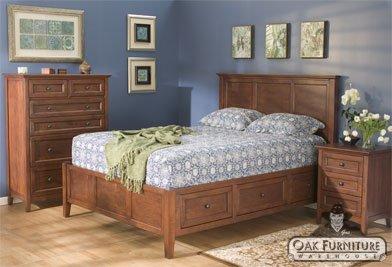 Shaker Style Bedroom Portland Furniture