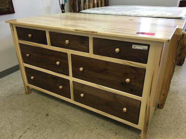 Custom Furniture Twin chest bed