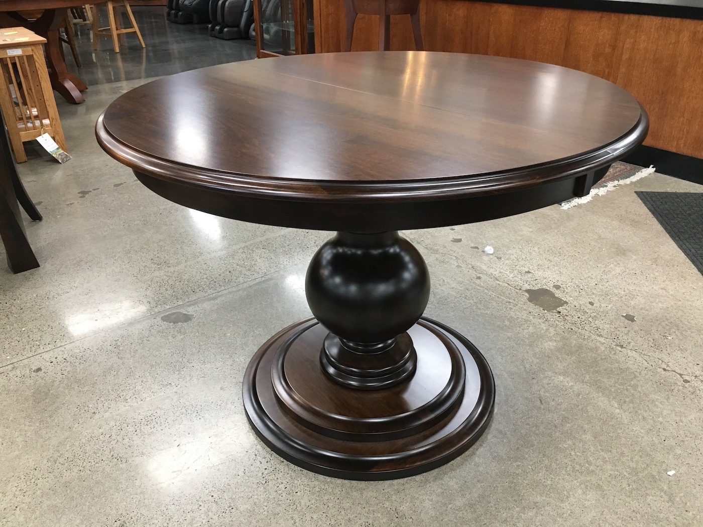 Amish Hard Rock Maple Table