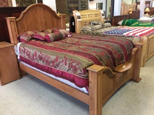 Queen Traditiona Bed