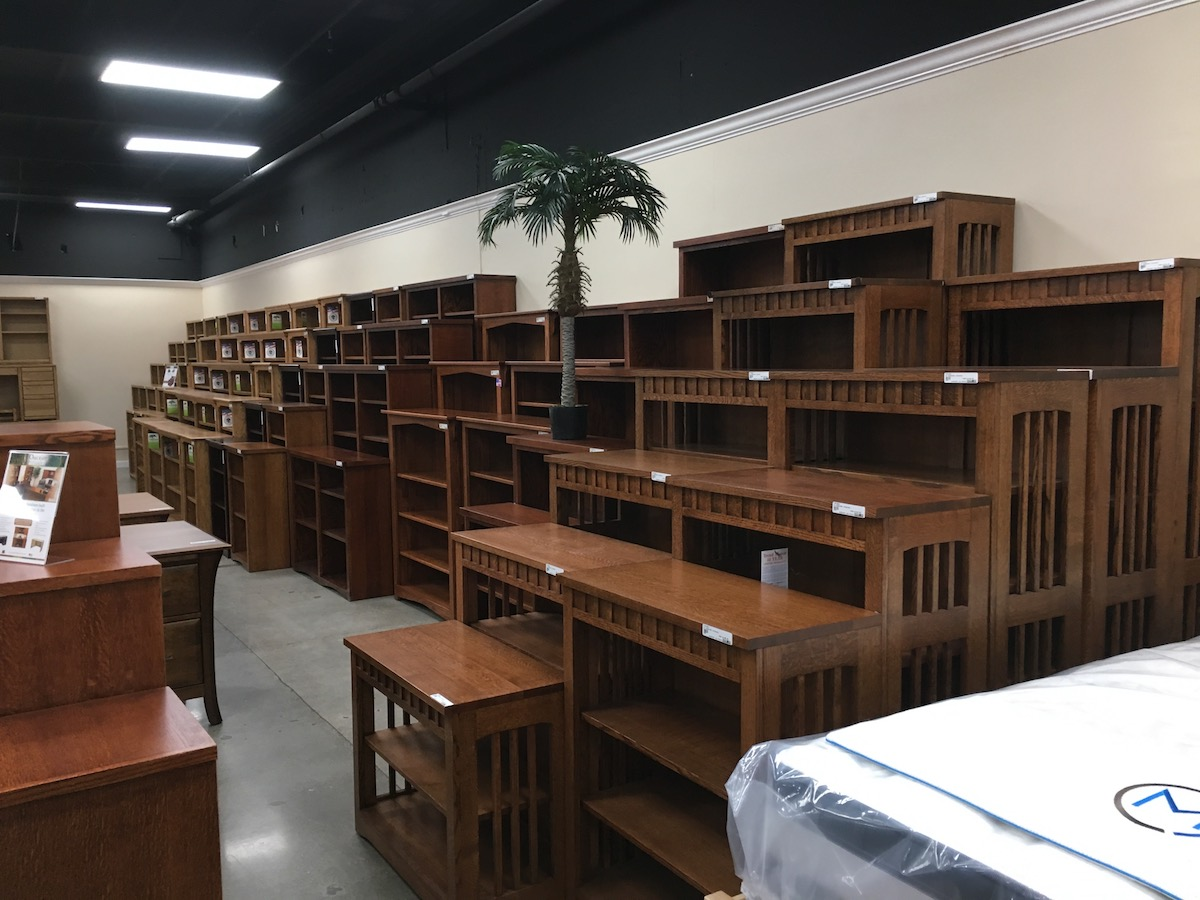 Bookcase Bookcases mission traditional