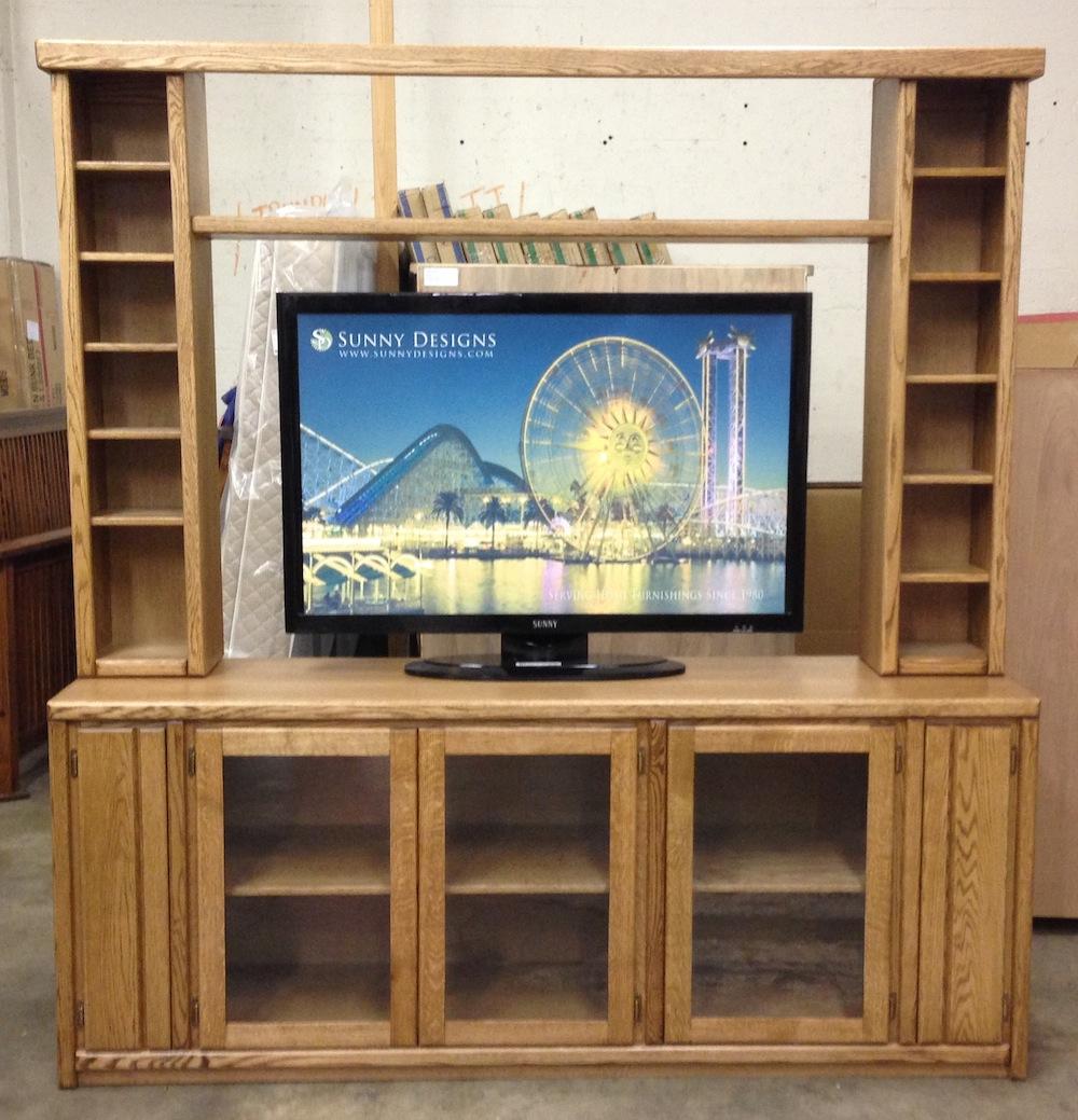 Custom TV Stand
