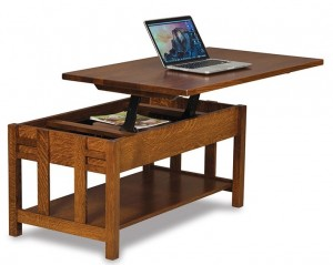 Amish Mission USA Furniture Lift Top