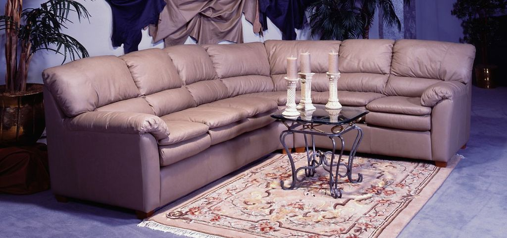 Deluxe TOP Full Grain Leather Furniture American Made