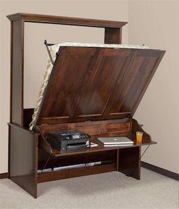 Wallbed Desk a 12