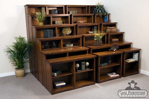 Mission Bookcases furniture portland