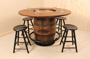 Barrell Dining Amish Table