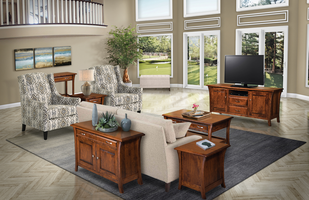 Ense Living room set by the Amish