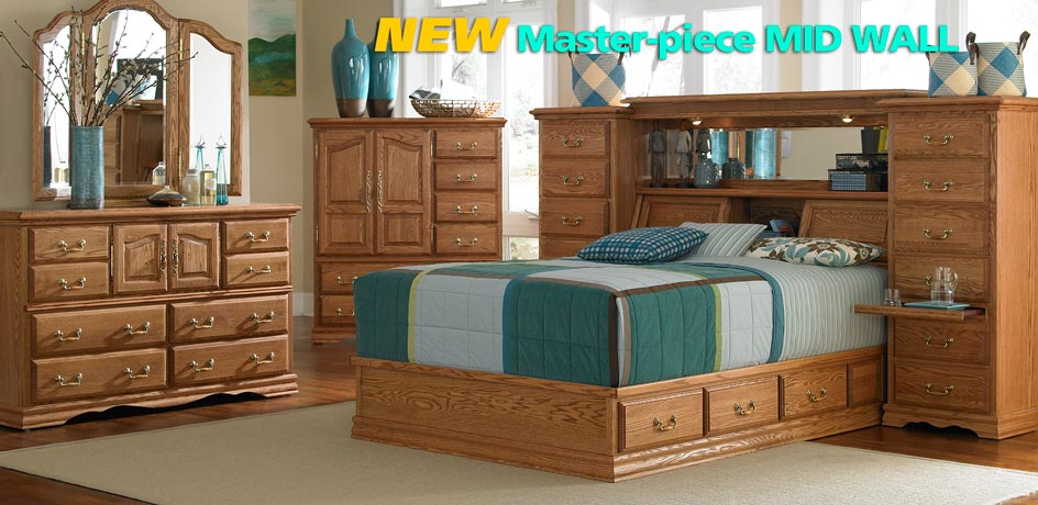 Ft Med Midwall Usa Made Bedroom, American Heirloom Furniture