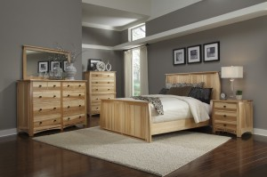 Hickory AA Bedroom