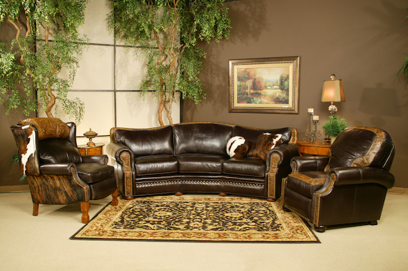 Omnia Leather Usa Sofa Chair