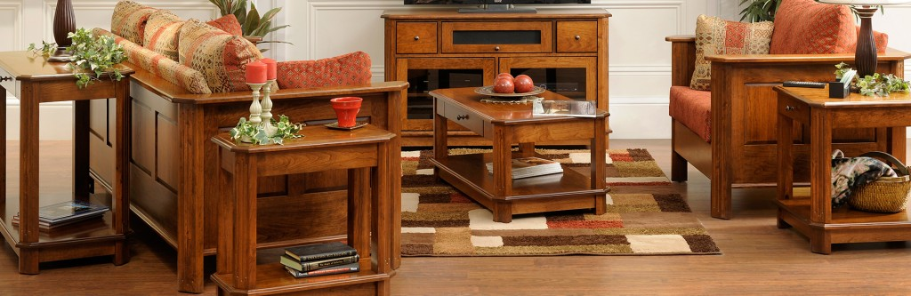 Amish Living furniture tables