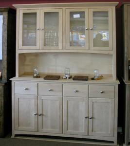 Custom China Hutch Furniture Portland