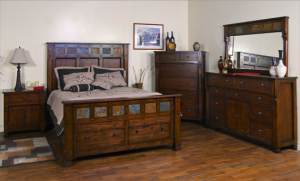 Rustic Bedroom Furniture Portland
