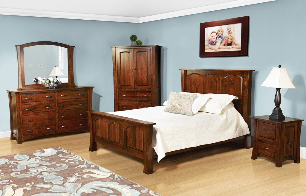 Amish Bedroom USA Made