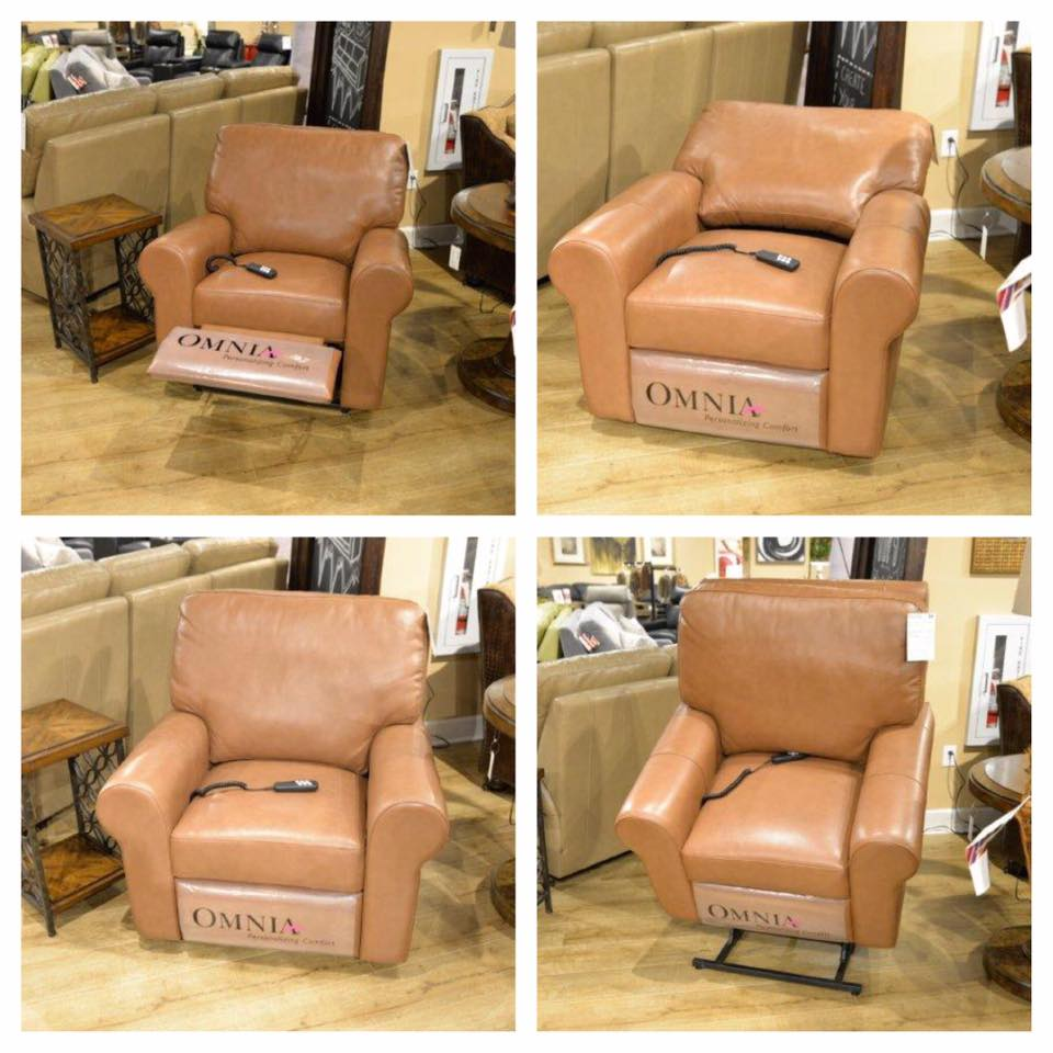 Omnia Leather 103 USA Furniture Oregon
