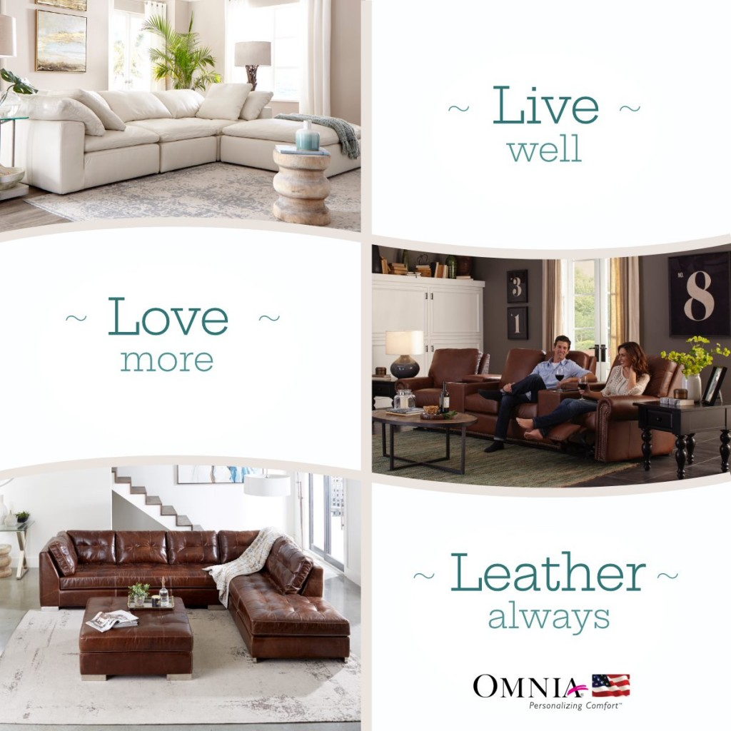 Omnia Leather 33 USA Furniture Oregon