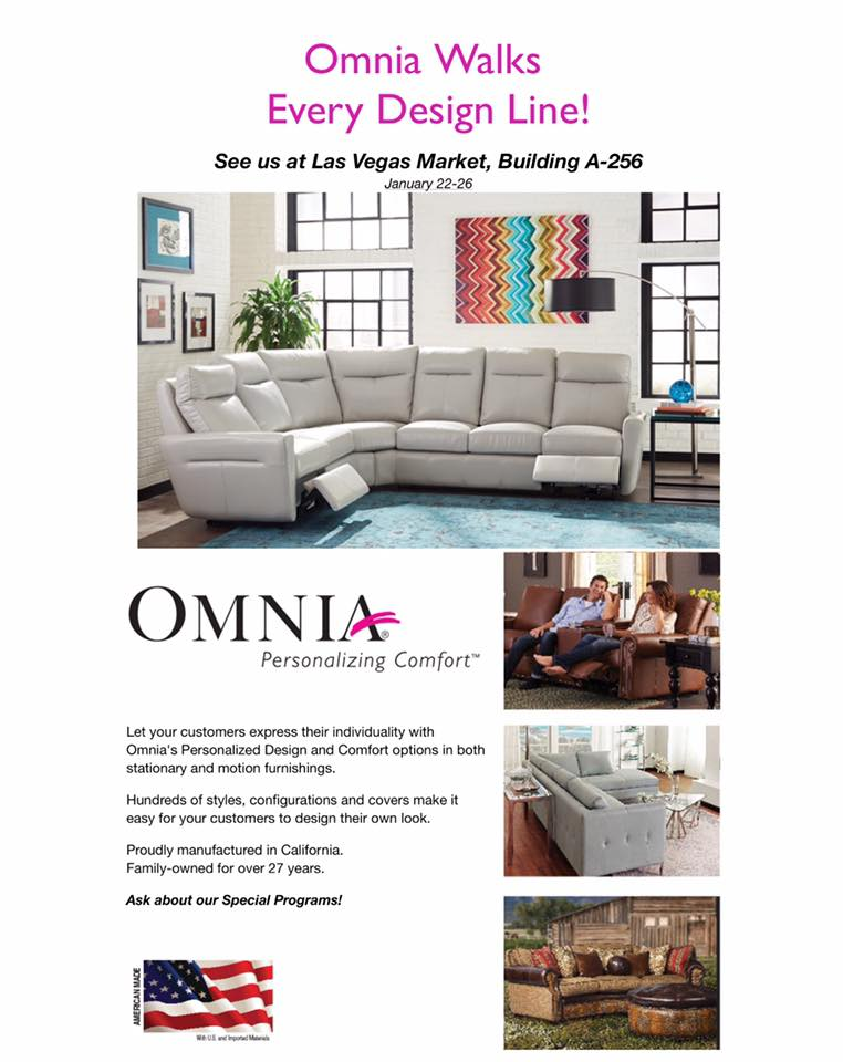 Omnia Leather 87 USA Furniture Oregon