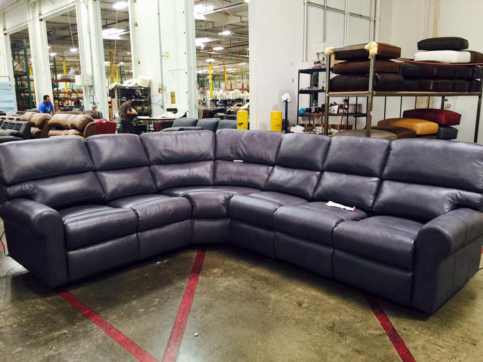 Omnia Leather 96 USA Furniture Oregon